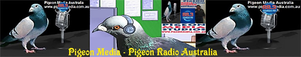 Pigeon Radio Audio Archives