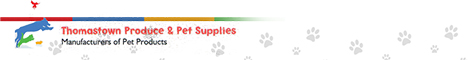 Thomastown Produce & Pet Supplies, with over 30 years experience in animal products prides itself in the highest quality animal grains and supplements. - Sponsors of Pigeon Radio Australia